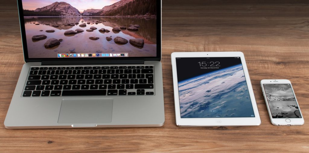 Laptop Mobile Tab Cloud Flexibility